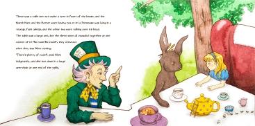 Alice und der Hutmacher